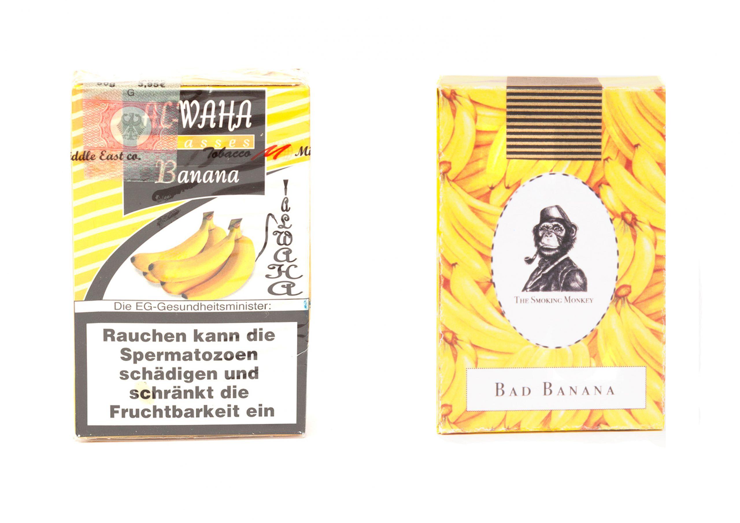 voor en na - Bad Banana